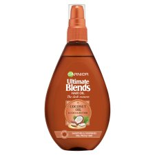 Garnier Ultimate Blends Coconut Hair Oil Frizzy Hair 150 Ml