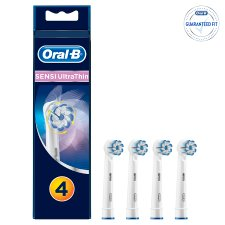 Oral-B Sensitive Clean And Sensi Toothbrush Heads 4