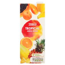 Tesco Tropical Juice Drink 1.5 Litre