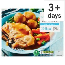 Tesco Chicken Low Calorie Roast Dinner 400G