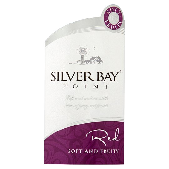 Silver Bay Point Red 75Cl