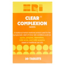 Hri Clear Complexion 30 Tablets