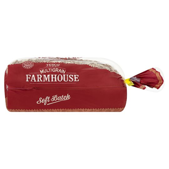 Tesco Multigrain Farmhouse Batch 800G