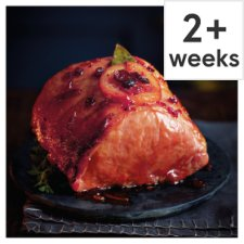 Tesco Finest Outdoor Bred Gammon with Ruby Port & Redcurrant Sauce 1.19kg, Serves 6