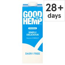 Good Hemp Longlife Milk Alternative 1 Litre