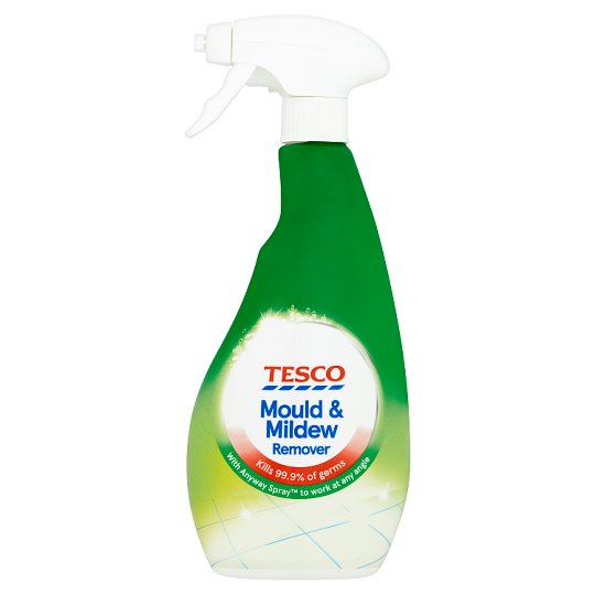 Tesco Mould And Mildew Removal 500Ml