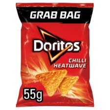 Doritos Chilli Heatwave Grab Bag 55G