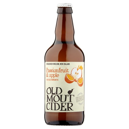 Old Mout Passion Fruit And Apple Cider 500Ml Bottle