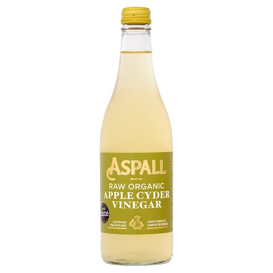 Aspall Raw Organic Cyder Vinegar 500Ml