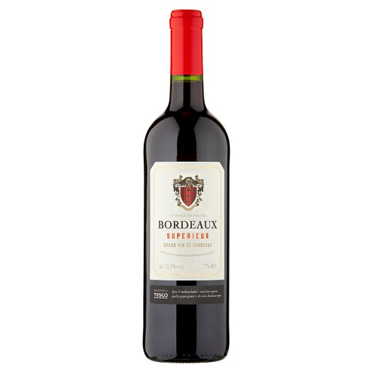 Tesco Bordeaux Superieur 75Cl