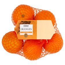 Tesco Orange Minimum 5 Pack