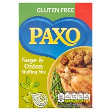 Paxo Sage And Onion Gluten Free 150G