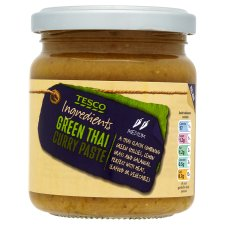 Storecupboard Secrets Thai Green Curry Paste The Veg Space