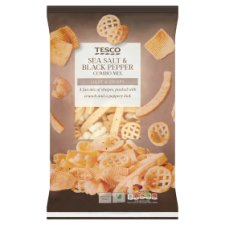Tesco Salt And Black Pepper Combo Mix 150G