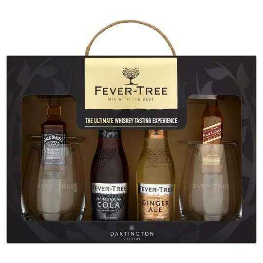 Fever Tree Whisky Perfect Serve Gift Set