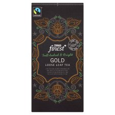 Tesco Finest Fair Trade Leaf Tea 250G