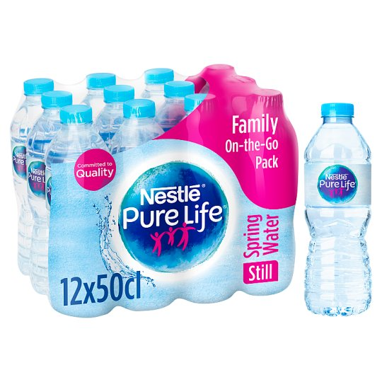 Bottled Water - Tesco Groceries