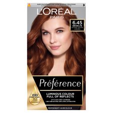 L'oreal Paris Preference 6.45 Copper Auburn