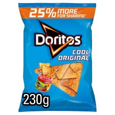 Doritos Cool Original Tortilla Chips 230G