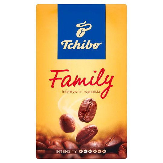 Tchibo Family Roasted Ground Coffee 250G
