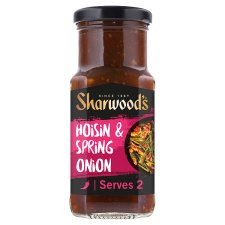 Sharwoods Stir Fry Hoi Sin And Spring Onion Sauce 195G