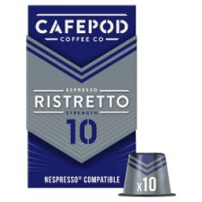 image 2 of Cafepod 10 Capsules Ristretto Coffee 55G
