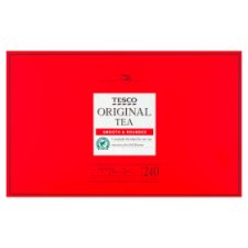 Tesco 240 Teabags 750G