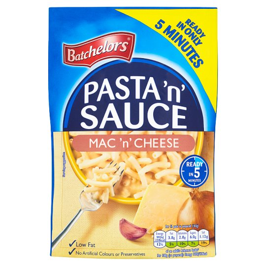 Batchelors Pasta & Sauce Macaroni Cheese 108G