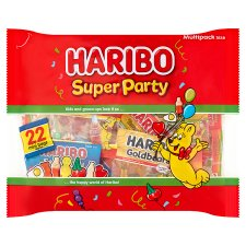 Haribo Super Party Multi 352G