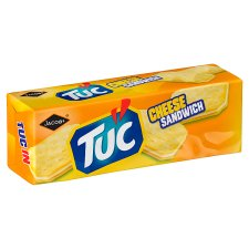 Tuc Cheese Sandwich 150G