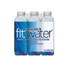 Lucozade Sport Fit Water 6X600ml