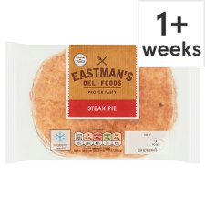 Eastmans Steak Pie 150G
