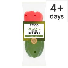 Tesco Organic Pepper 250G