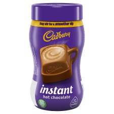 Cadbury Instant Hot Chocolate Cocoa Powder 400G