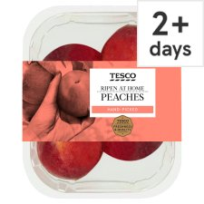 Tesco Peaches Minimum 4 Pack