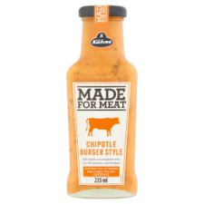 Kuhne Made For Meat Chipotle Burger Sauce 235Ml