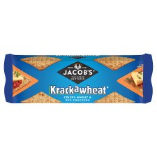 Mcvities Krackawheat Biscuits 200G