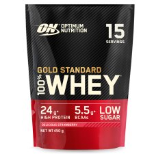 On Gold Standard 100% Whey Strawberry 450G