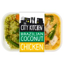 The City Kitchen Brazillian Coconut Zim Zim Chicken 380G