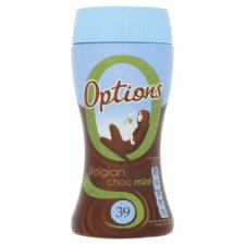Options Mint Madness Drink 220G