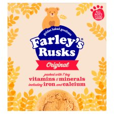 Farleys Rusks Original 9S 150G