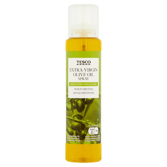 Tesco Extra Virgin Olive Oil Spray 200Ml