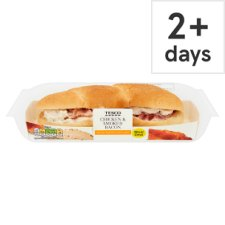 Tesco Chicken And Bacon Sub