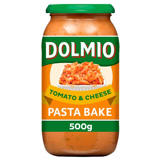 Dolmio Tomato And And Cheese Pasta Bake 500G
