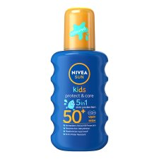 Nivea Childrens Sun Spray Spf 50 Plus 200Ml