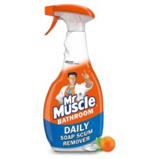 Mr Muscle Bathroom Spray 500Ml