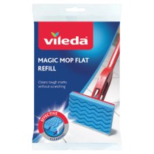 Vileda Magic Mop Flathead Refill