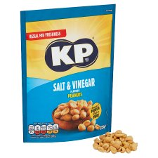 image 2 of Kp Salt And Vinegar Peanuts 225G