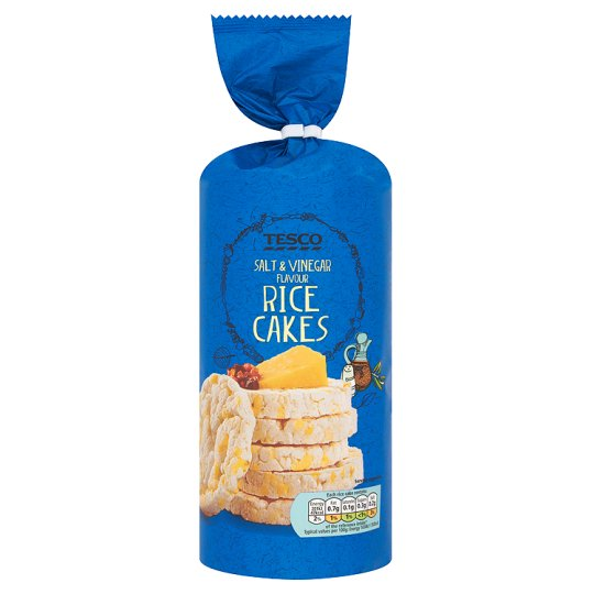 Tesco Rice Cake Nutrition