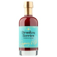 Drunken Berries Raspberry And Gin 250Ml